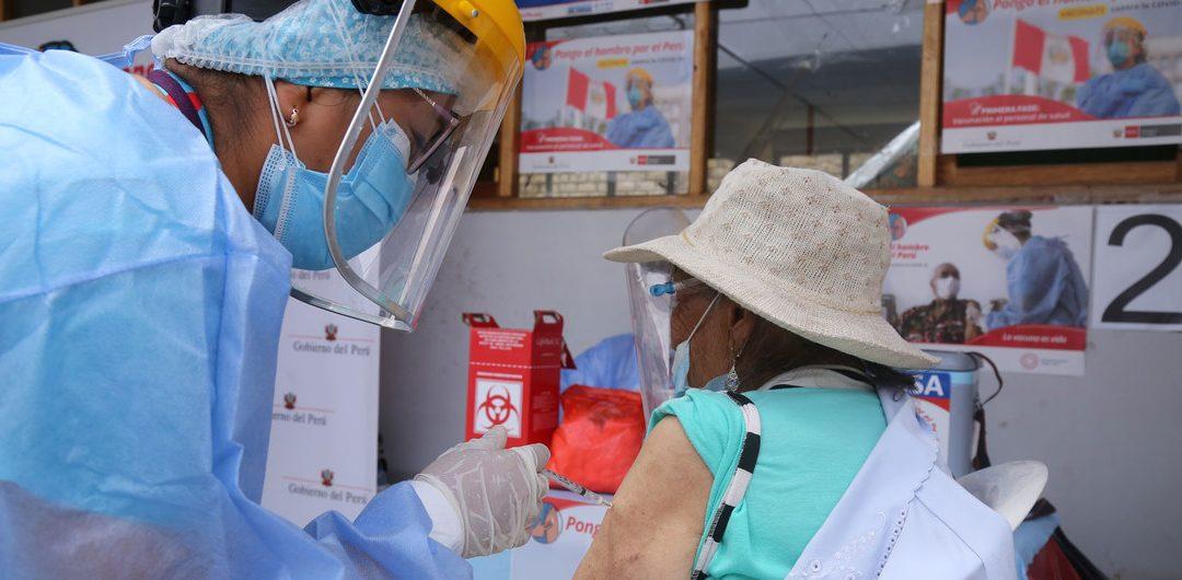Brasil, Colombia, Venezuela, Perú y áreas de Bolivia sufren un fuerte aumento de casos de COVID-19