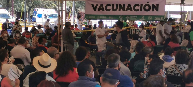La OPS aplaude la donación estadounidense de 6 millones de vacunas COVID-19 para América Latina