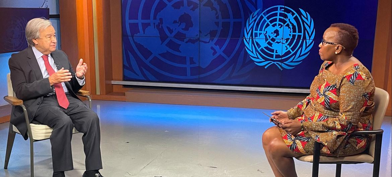 """El mensaje de António Guterres a los líderes mundiales: """"Despertemos, cambiemos de rumbo, unámonos"""""""
