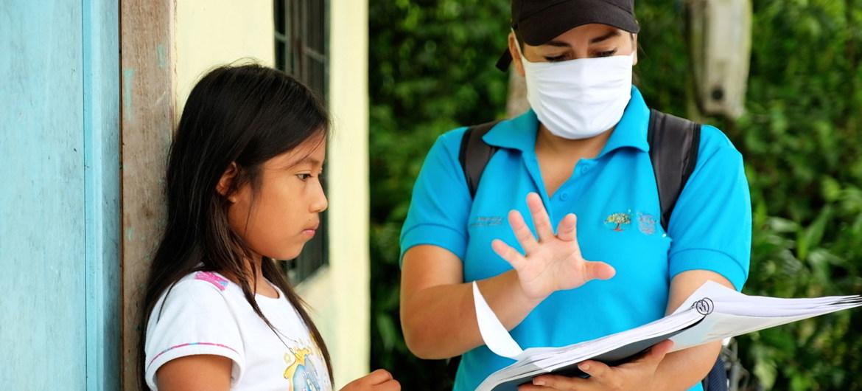 La Organización Panamericana de la Salud sigue sin recomendar la vacunación para niños contra la COVID-19